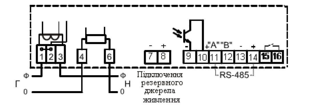 Ник 2104-XXT Схемы подключения