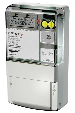 ELSTER Альфа A1805RAL-P4G-DW-4
