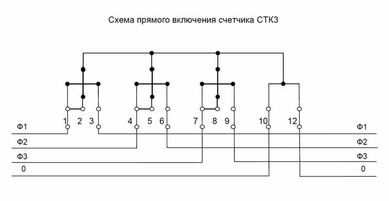 K4t Схемы подключения